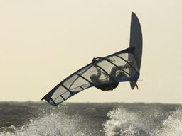 Windsurfen in Laboe